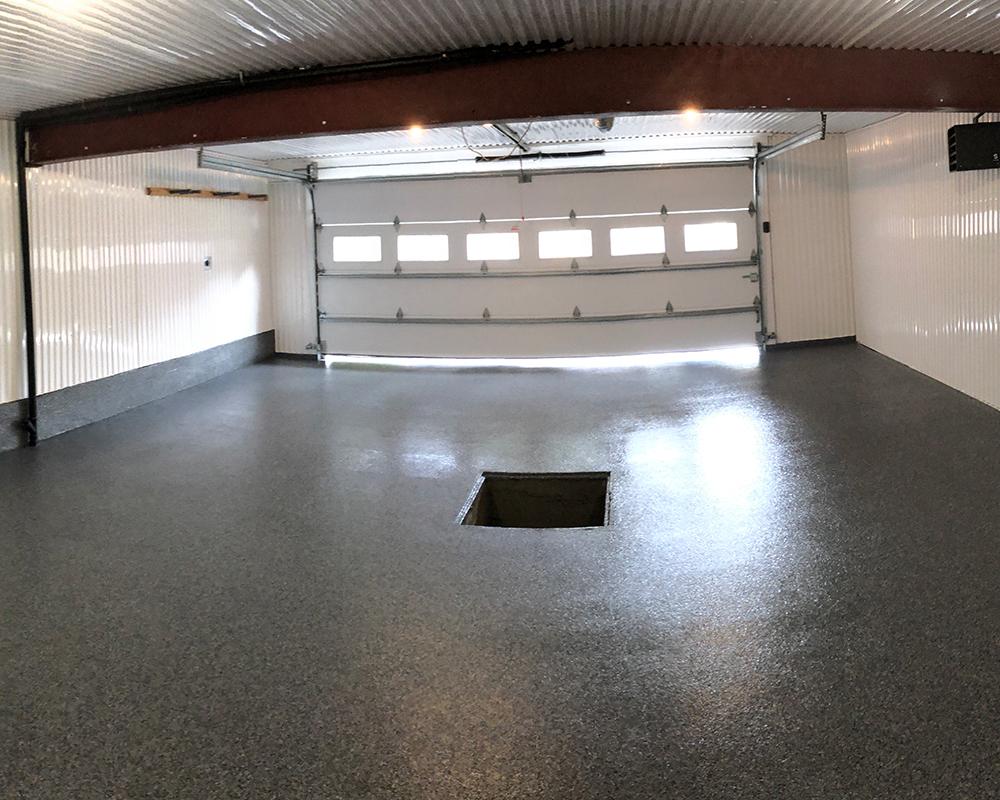 Réalisation - Garage 1
